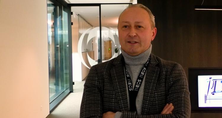 Jan De Belder - Site Manager INEOS Manufacturing Belgium