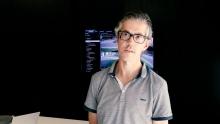 Johan Melotte, systeemadministrator van de gemeente Lanaken