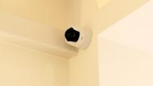 Camerabewaking in combinatie met toegangscontrole