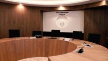 Inrichting vergaderruimte
