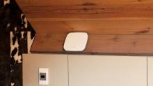 Stabiele wifi voor klanten van het restaurant