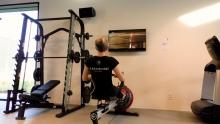 tv-programma's bekijken tijdens het fitnessen